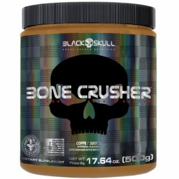 Bone Crusher Hardcore Peanut Butter (500g)