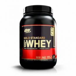 100% Whey Protein Gold Standard (909g) - Vencimento 30/09/2020